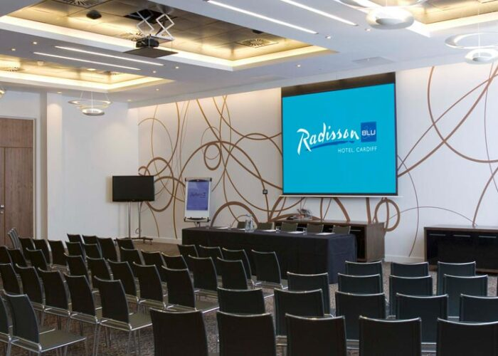 Radisson Blu Hotel Hospitality Multimedia Projection - PAI