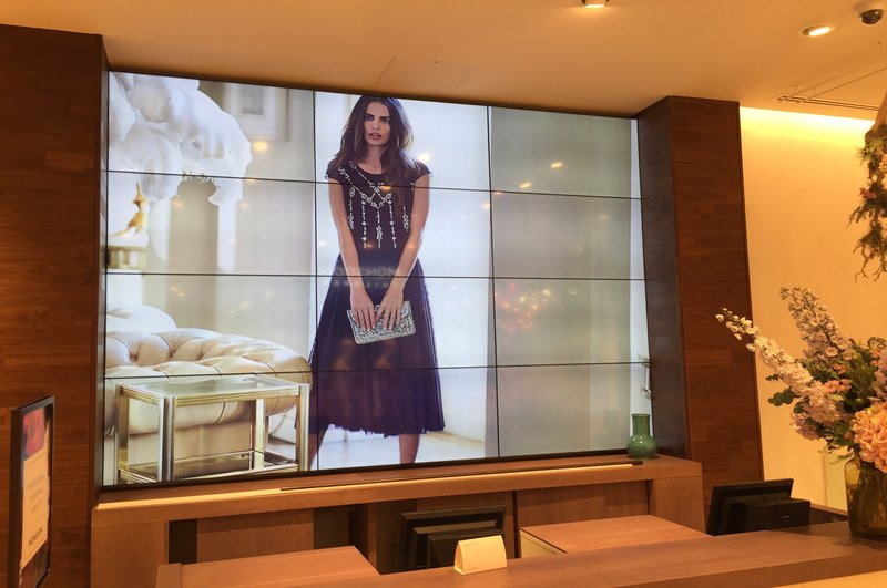 Monsoon White City Videowall - PAI