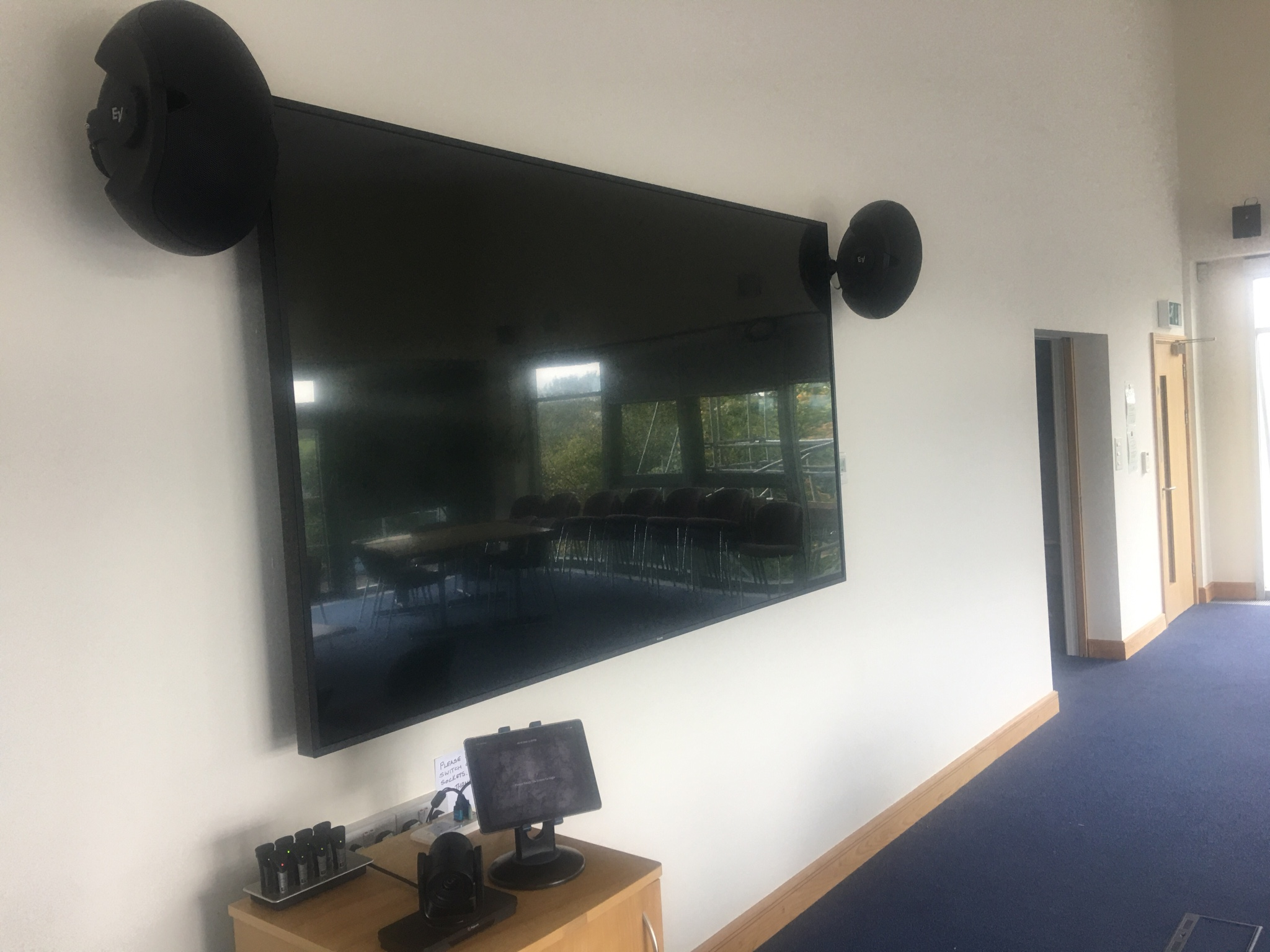 Beacon Centre Video Conferencing Upgrades - PAI