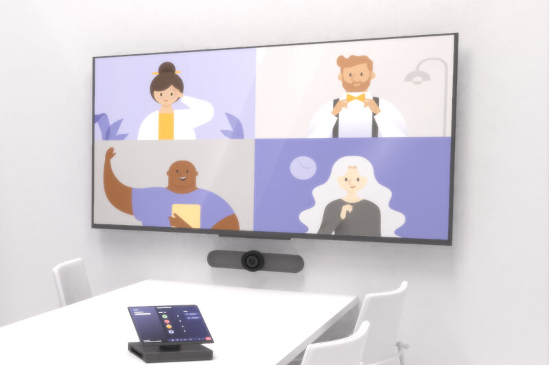 Microsoft Teams Rooms - PAI