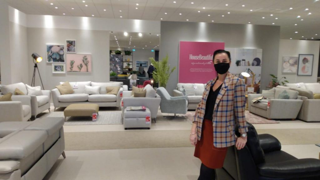 DFS Barrow-in-Furness Store Opening - PAI