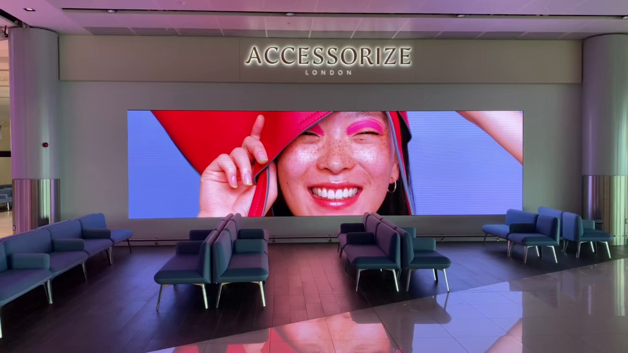 Accessorize Manchester T2 LED Screen - PAI